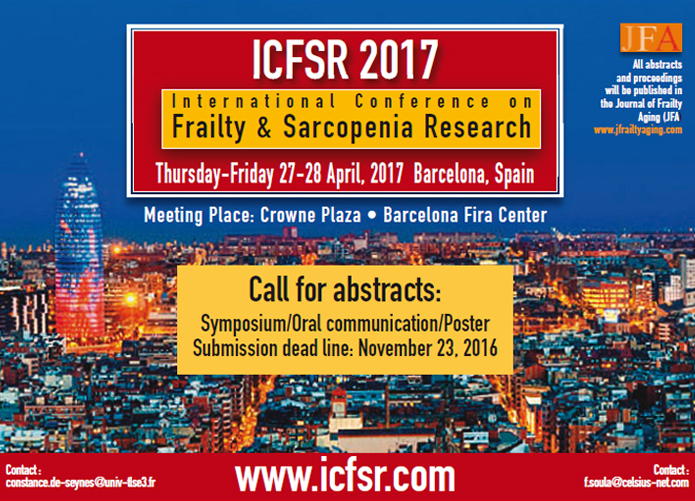 ICFSR 2016